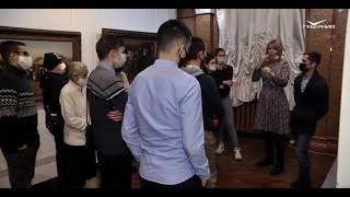 Дети из самарского интерната попросили у Деда Мороза поход в музей