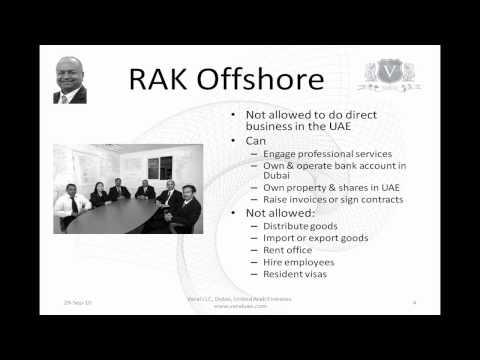 Rak Offshore| Attractive Main Features Of RAK Offshore Company