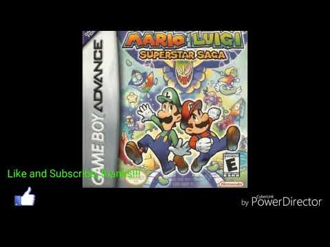 Download Mario and Luigi Superstar Saga ROM GBA