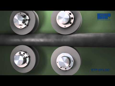 Installation Instructions for Hyloc Shaft Bushings from ETP