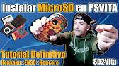 Juegos VPK con MAIdumpTool TUTORIAL - YouTube