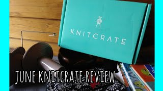 June KNITCRATE Review