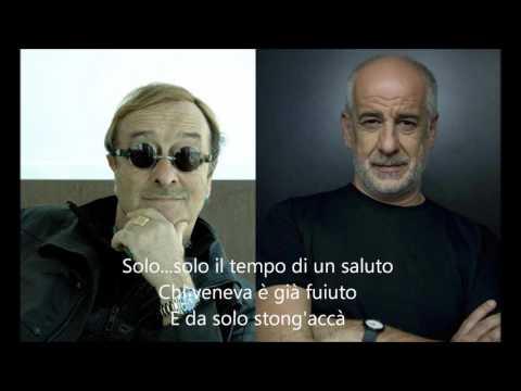 Lucio Dalla, Toni Servillo - Fiuto (lyric video)