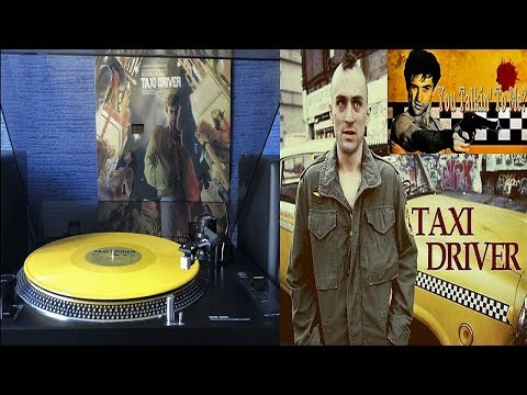 Taxi Driver Original Soundtrack Waxwork Records [Full Vinyl] Bernard Herrmann mp3