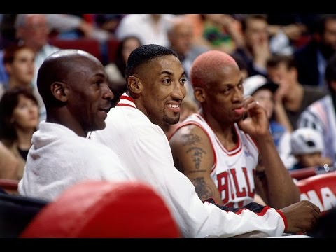 Bulls Start the 1996-1997 Season with a 12 Game Winning Streak