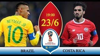 Xem TRỰC TIẾP World Cup 2018 ngày 22/6 TẠI ĐÂY: Neymar BẮN PHÁ Costa Rica, Iceland vs Nigeria