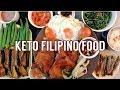 PINOY KETO DIET EASY RECIPES  | KETO MEAL PREP