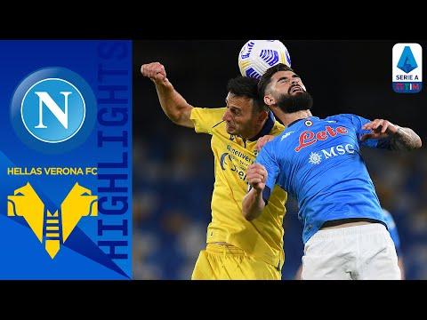 Napoli Helas Verona Goals And Highlights