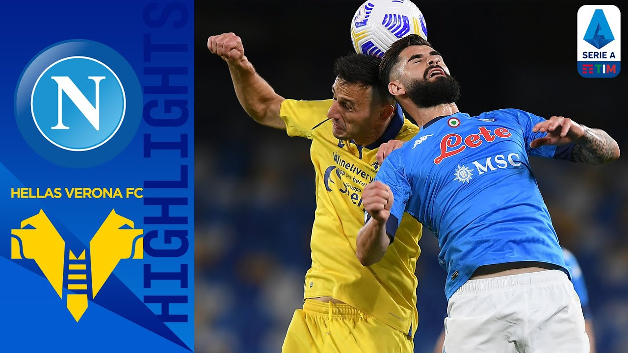 Napoli 1-1 Hellas Verona | Napoli miss out on Champions League spot! | Serie A TIM