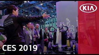 Hablemos del futuro | CES 2019 | KIA MOTORS MÉXICO