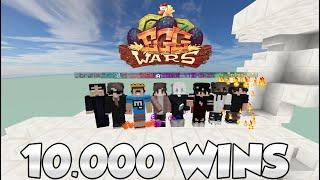 10.000 EGGWARS WİNS (Erşen ŞEN, Dostlar) Minecraft Egg Wars