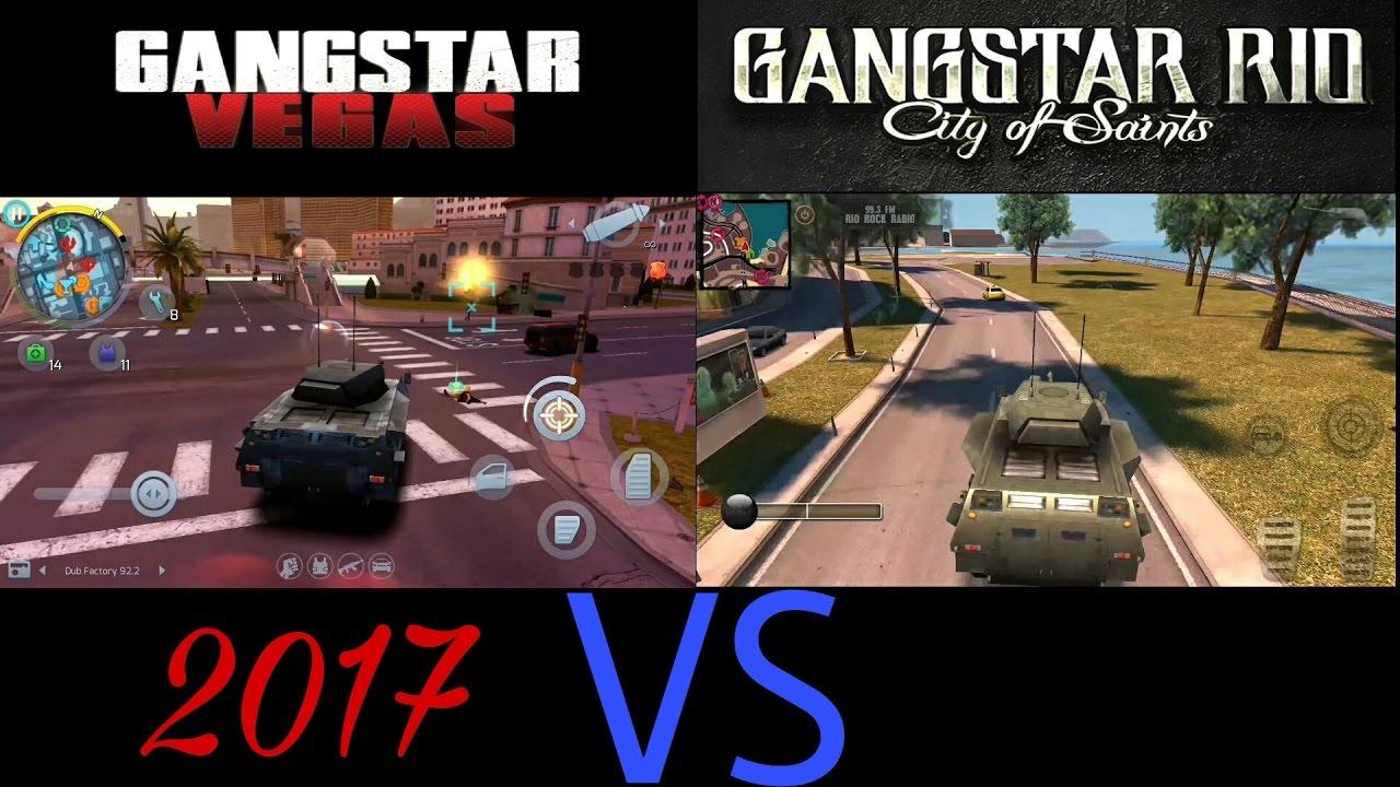 Gangstar rio city of saints apk free download ios   Gangstar