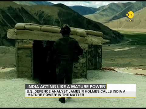 US Defense Analyst calls India a 'Mature Power' in Doklam issue