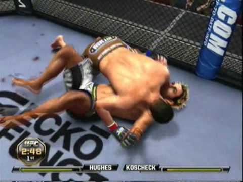 UFC Undisputed 10 Matt Hughes Vs. Josh Koscheck
