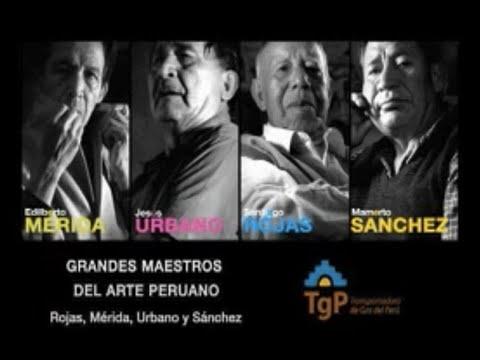 Grandes Maestros Del Arte Peruano