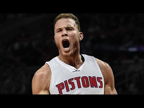 Blake Griffin Traded to the Pistons! Grade the Deal! 2017-18 Season