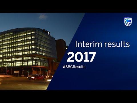 Standard Bank Group 2017 Interim Results