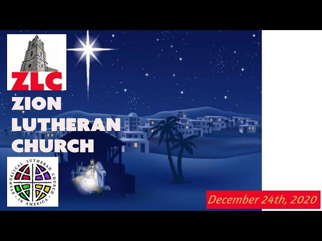 Service - 20201224 - Christmas Eve - Livestream