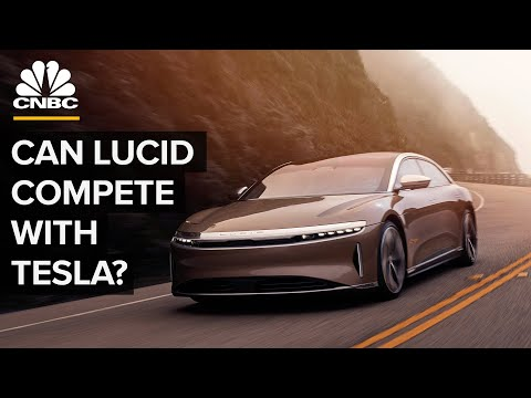 Inside Lucid Motors' Plan To Take On Tesla