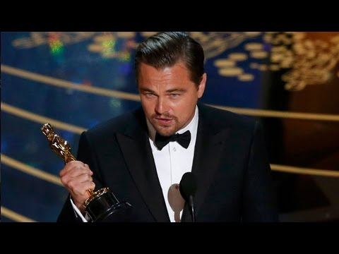 Оскар 2016: Леонардо Ди Каприо получил премию