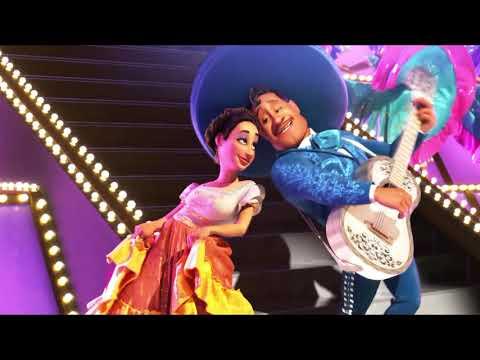 Coco- Remember Me (French Version) Ne M'oublie Pas // Ernesto de la Cruz