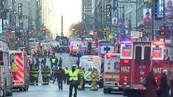 Report: NYC bomb suspect a Brooklyn resident