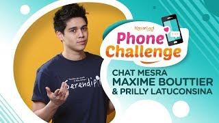 Maxime Bouttier Gombal-Gombalan Dengan Prilly Latuconsina