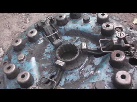 Замена сцепления Ford Focus 2 -