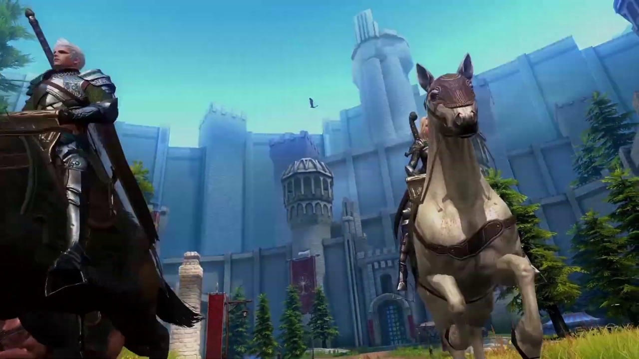 7 Best MMORPG Games Without any Auto Feature that You could