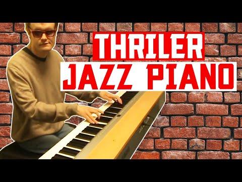 Derek Paravicini playing 'Thriller'