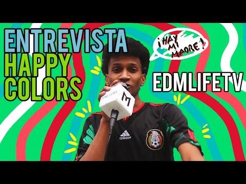 Entrevista Happy Colors / Cd. de México