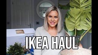 IKEA HOMEWARE HAUL 2019 NURSERY IDEAS, STORAGE AND NEW STYLISH PIECES
