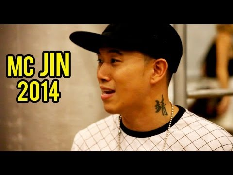MC Jin INTERVIEW (Learn Chinese and Eddie Huang) **EXCLUSIVE**