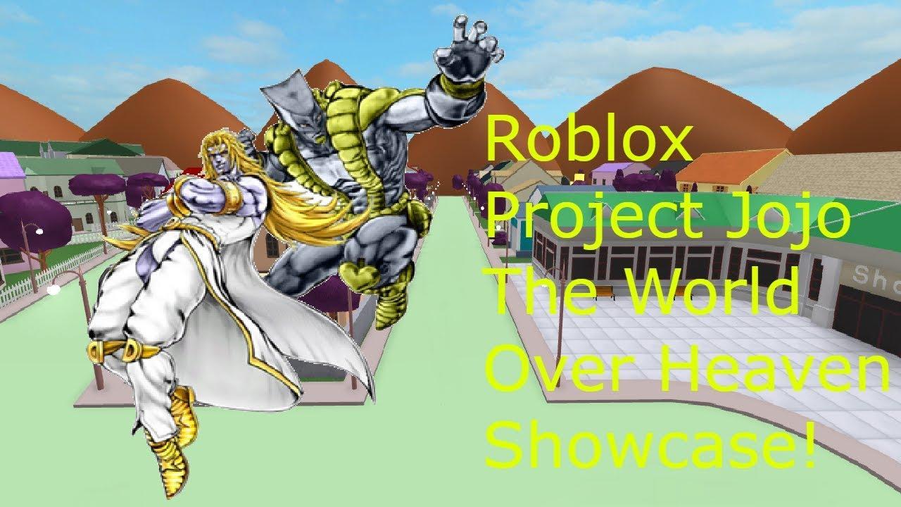 Sticky Fingers Showcase Roblox Project Jojo Youtube Roblox Hajikers Bizarre Adventure Hey Ya Over Heaven Showcase By Sheeptrainer