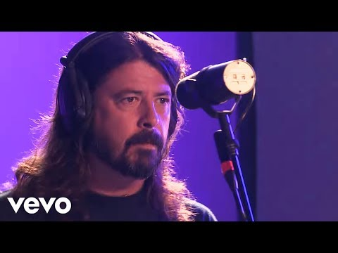 Foo Fighters - Let There Be Rock (AC/DC Cover, Live Lounge) [Official Video]