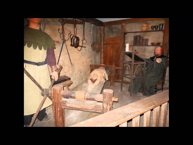 Prague's Museum of Medieval Torture - HD