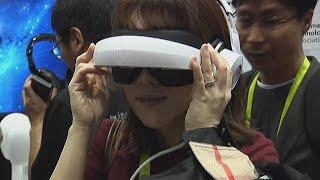 La realtà virtuale dilaga al CES di Las Vegas - hi-tech