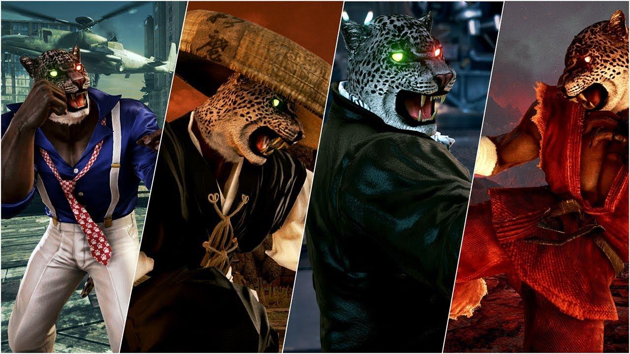 Tekken 7 Armor King Mod Pack 2 Youtube
