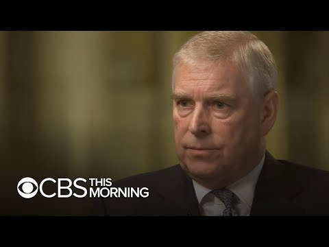 Prince Andrew sought