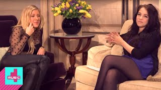 Ellie Goulding interviewed by Musicalbethan