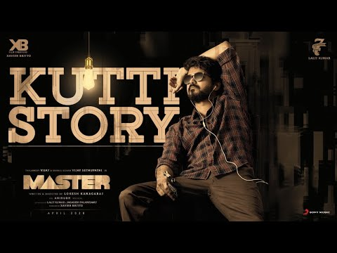 Master - Kutti Story Lyric Song Reaction   Thalapathy Vijay   Anirudh Ravichander   Lokesh Kanagaraj