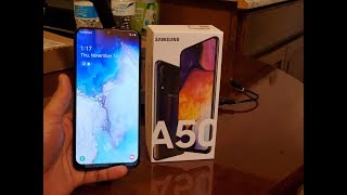Samsung Galaxy A50 Review (US Model)