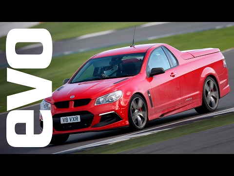 Vauxhall Maloo VXR8 LSA review | evo REVIEW