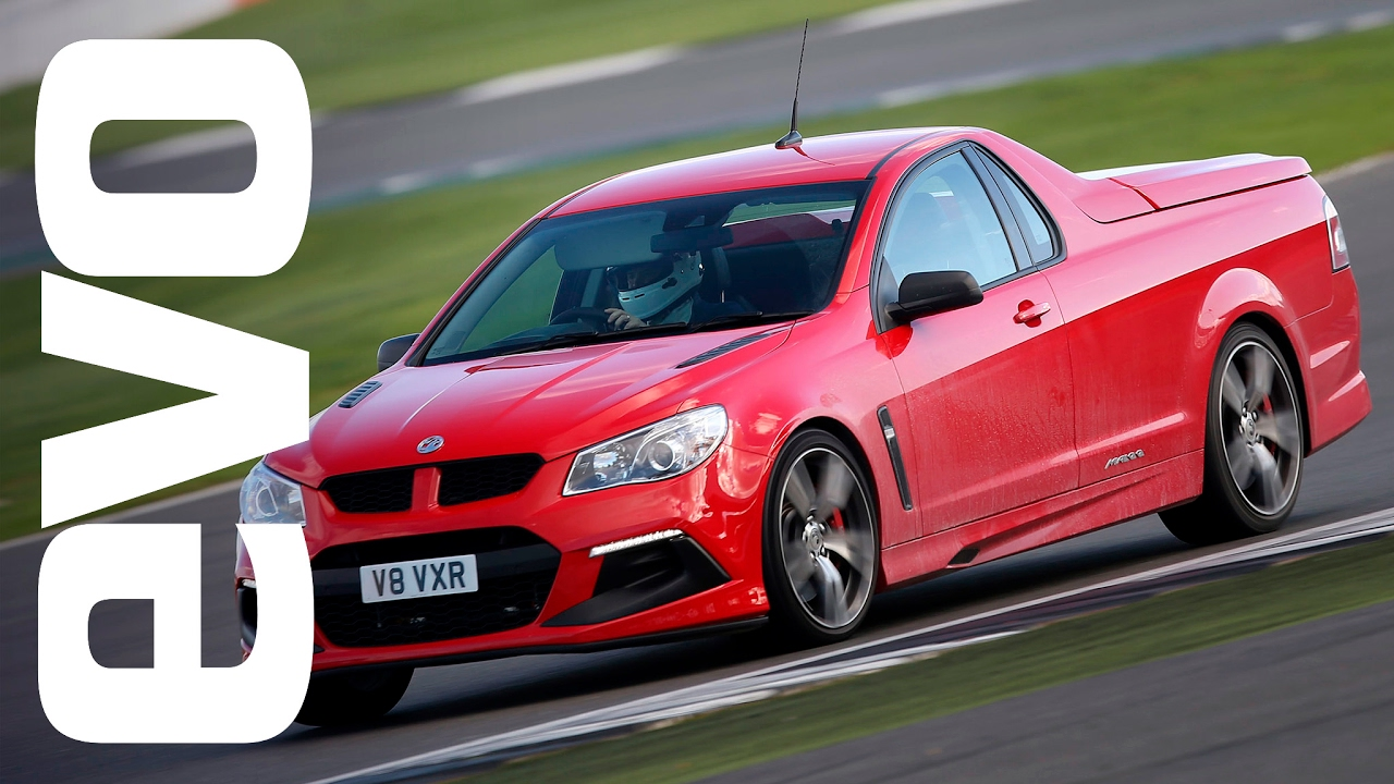 medium resolution of vauxhall maloo vxr8 lsa review evo review
