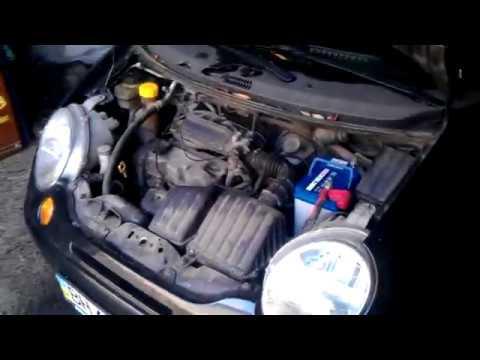daewoo matiz замена сцепления на двигателе 0.8 литра