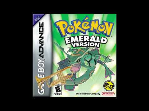 The Entire Pokemon Emerald Soundtrack, But It's All Trumpets