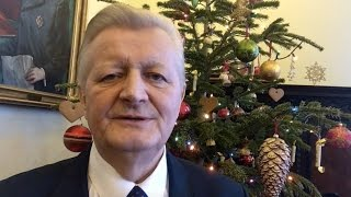 [ TV AGH ] Życzenia JM Rektora AGH na Święta Bożego Narodzenia