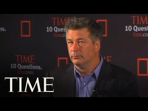 Alec Baldwin on Tracy Morgan & Kim Jong-il | TIME