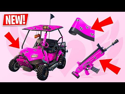 Fortnite *NEW* Free Cuddle Hearts Wrap! *Pro Fortnite Player* // 1900 Wins // Fortnite Live Gameplay thumbnail