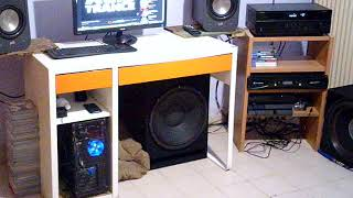 Master Audio lsn15/8 bass!!